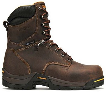 Carolina CA8521: 8-inch Waterproof Insulated Composite Toe Work Boot