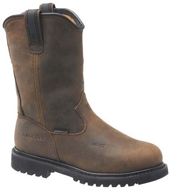 Carolina CA8533: Waterproof Aluminum Toe Metguard Wellington Boot