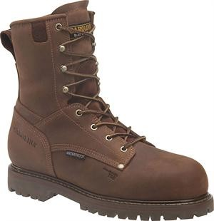 "Carolina Kharthoum 8"" Insulated Waterproof Work Boot-CA9028"