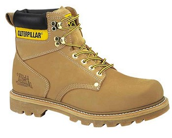 Caterpillar Second Shift Nubuck Work Boot - P70042