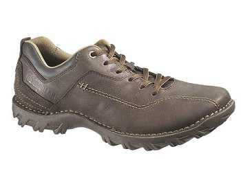 Caterpillar Movement Chocolate Work Shoe - P712430