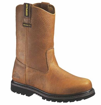 Caterpillar Edgework Mahogany Work Boot - P73616