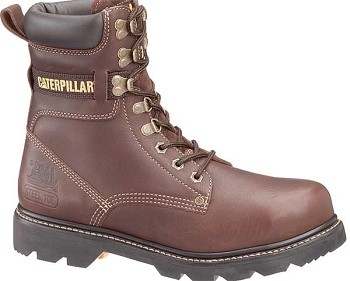 Caterpillar Indiana Brown Steel Toe Boot - P89369