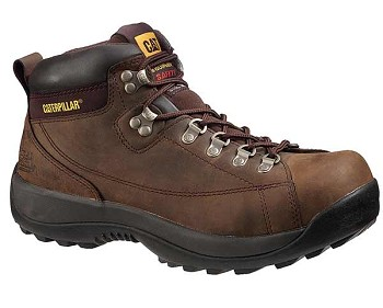 Caterpillar Hydraulic Dark Brown Steel Toe Boot - P89597