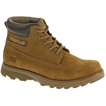 Caterpillar Founder Bronze Casual Work Boot