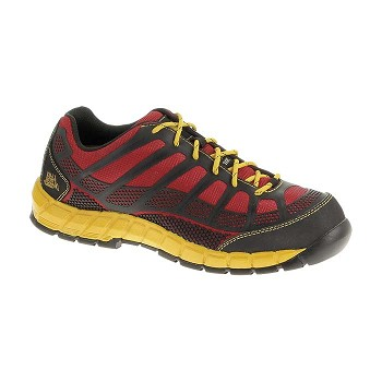 Caterpillar Streamline Black Composite Toe Athletic Shoes