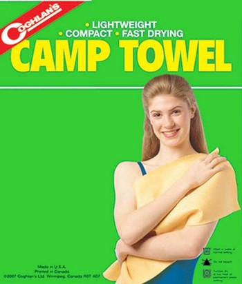 Coghlans Super Absorbant Camp Towel