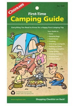Camping Guide Booklet