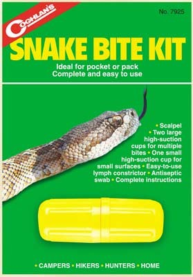 Emergency Snake Bite Kit