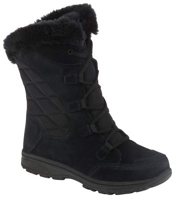 Columbia Womens Ice Maiden Black Winter Boots - BL1512-010