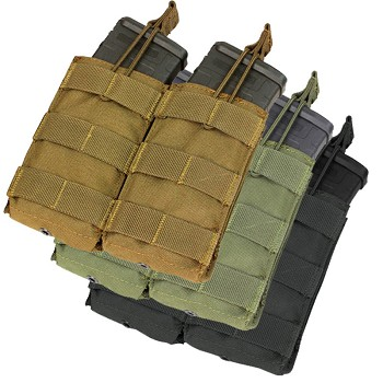 M.O.L.L.E Tactical Open top Double Mag Pouch