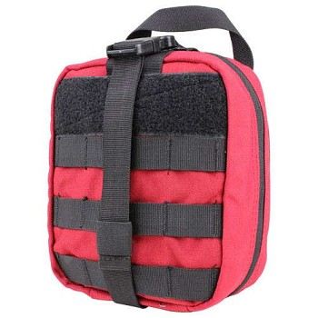Condor Red Rip Away EMT Pouch