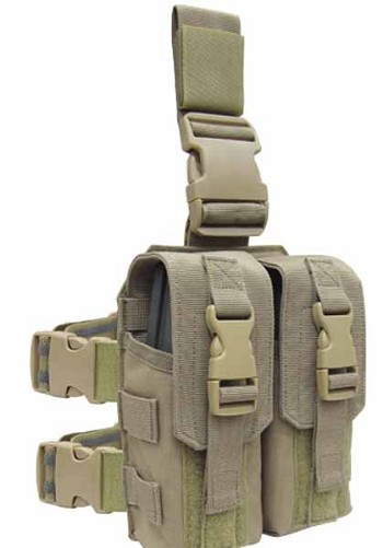 Drop Leg M4 Magazine Pouch