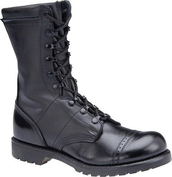 Corcoran 1525 Mens 10-Inch Black Leather Field Boot