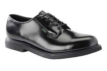 Corcoran Leather Service Dress Shoe - 1544