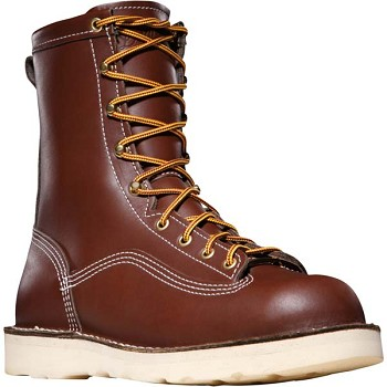 Danner Power Foreman 8-inch Brown Work Boot