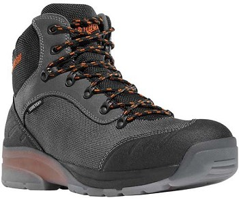 Danner Tektite 4.5-inch Grey Waterproof Safety Toe Work Boots