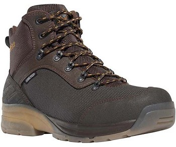 Danner Tektite 4.5-inch Brown Waterproof Safety Toe Work Boot