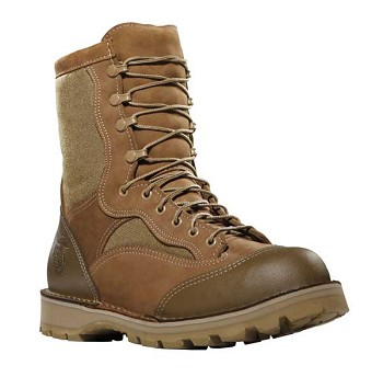 Danner 15610X USMC Rat Steel Toe Mojave Desert Tan Hot Weather Boots