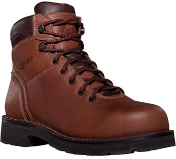 Danner Workman GTX 6-inch Brown Work Boots