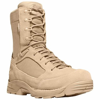 Danner Desert Tfx G3 8 In Tan Gore Tex Uniform Boot 24307