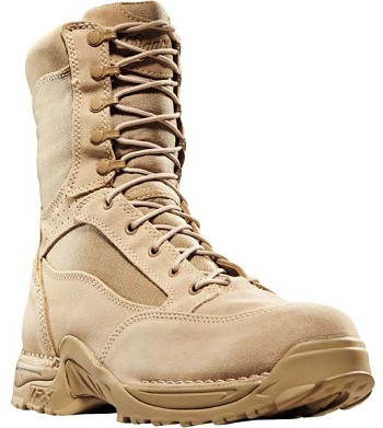 Danner Desert TFX Rough-Out Hot 8-inch Military Boot