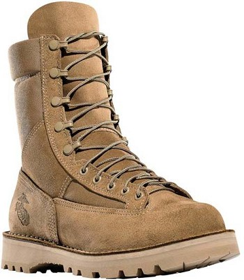 Danner Marine 8 in Mojave Steel Toe Desert Boot