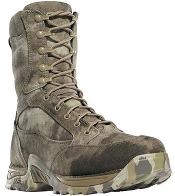 Danner Desert TFX 8-inch ATACS Waterproof Military Boots