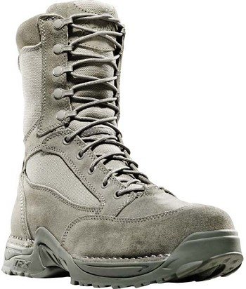 Danner USAF TFX 8-inch Sage Green Waterproof Safety Toe Military Boots