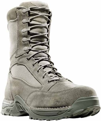 Danner 26121 USAF TFX Sage Green Insulated Safety Toe Uniform Boots