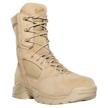 Danner Army Kinetic 8-inch Tan Military Boot - 28050