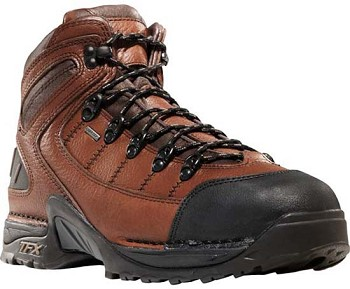 Danner 453 Brown Steel Toe Work Boots