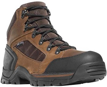 Danner Rampant TFX 4.5-inch Brown Composite Safety Toe Work Boots