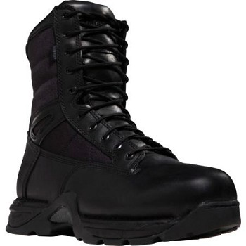 Danner Striker II Gore-tex 8 inch Black Insulated Uniform Boot
