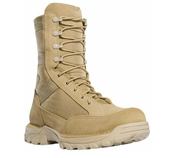 Danner 51496 Rivot TFX 8 inch Tan Insulated Uniform Boots