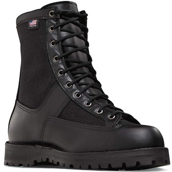 Danner Acadia 8 inch Black Thinsulate 200 Uniform Boot