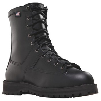 Danner Recon GTX 8-inch Black Insulated Uniform Boot - 69410