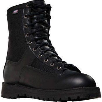 Danner Acadia 8 inch Black Thinsulate 400 Uniform Boot