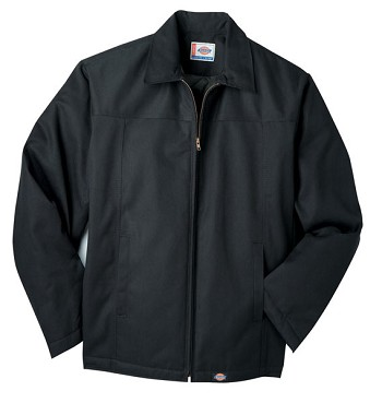 Dickies Black Panel Jacket - TJ100-BK