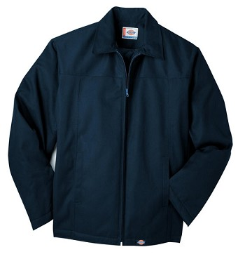 Dickies Navy Panel Jacket - TJ100-DN