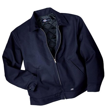 Dickies Dark Navy Eisenhower Jacket - TJ15-DN
