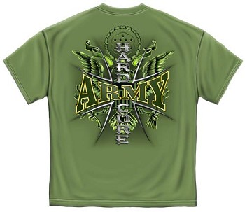 Hardcore Army T-shirt