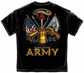 United States Army This We'll Defend Military T-Shirt