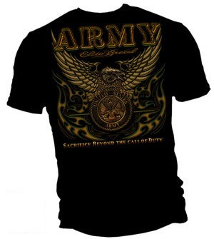 United States Army Elite Breed Military T-Shirt