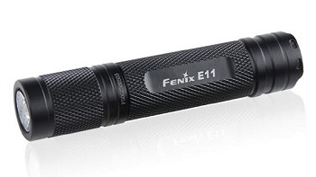 Fenix E11 High Intensity Mini Flashlight