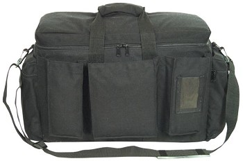 Fox Tactical Black Tactical Range Bag