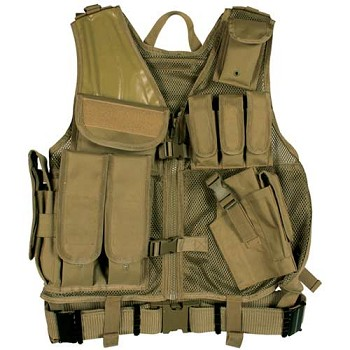 Mach-1 Coyote Tactical Vest