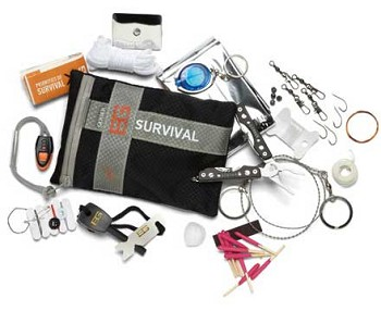 Gerber Bear Grylls Ultimate First Aid Survival Kit - 31-000701