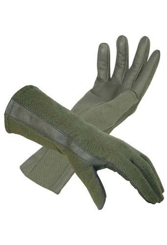 Hatch Sage Green NOMEX Flight Tactical Glove - BNG200