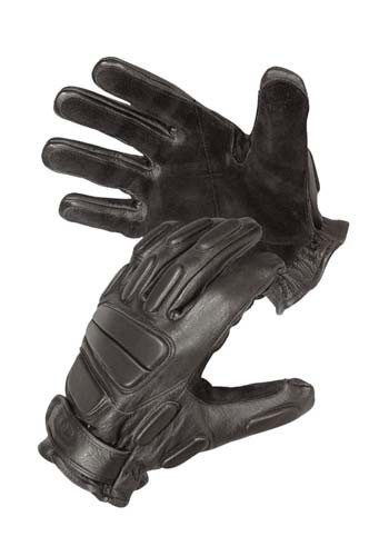 Hatch Reactor Leather Tactical Glove - LR25